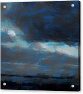 Expressionist View Iv Acrylic Print