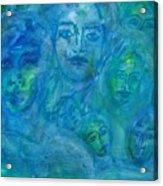 Extended Estranged Family Acrylic Print