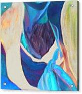 Extrait Acrylic Print