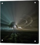 Extraterrestrial Lights Acrylic Print