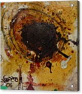 Eye 4 Acrylic Print