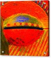 Eye C U Acrylic Print