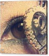 Eye Heart U Acrylic Print