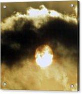 Eye Of Heaven Acrylic Print
