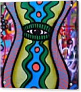 Eye Of Hope Acrylic Print