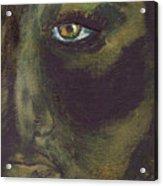 Eye Of Ivy Acrylic Print