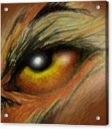 Eye Of The Beast Acrylic Print