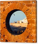 Eye Of The Beef  Essaouira  Mogador Acrylic Print
