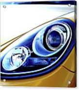 Eye Of The Porsche Acrylic Print