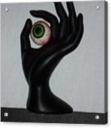 Eyehand Acrylic Print