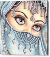 Eyes Like Water Acrylic Print