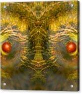 Eyes Of The Garden-1 Acrylic Print