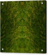 Eyes Of The Garden-2 Acrylic Print