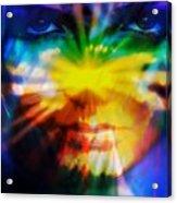 Eyes Of Truth Acrylic Print