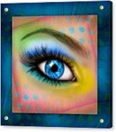 Eyetraction Acrylic Print