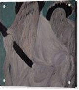 Eyo Masquerade  Acrylic Print