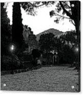 Eze Park Acrylic Print