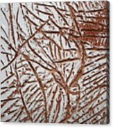 Ezras Day - Tile Acrylic Print