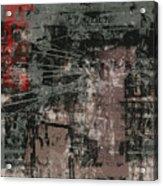 F 027 Acrylic Print by Piotr Storoniak