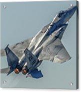 F-15 Afterburner Acrylic Print