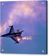 F-16 Acrylic Print