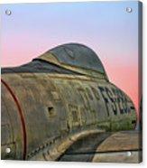 F-84g Thunderjet Acrylic Print