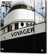 F V Voyager Acrylic Print