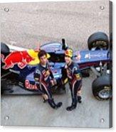 F1 Acrylic Print