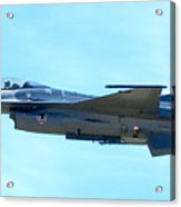 F16 Acrylic Print