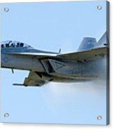 F18 - Barrier Acrylic Print
