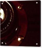 F4.5 Lens Acrylic Print