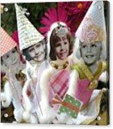 Fab Fairies Acrylic Print