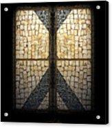 Faberge Sidewalk Acrylic Print