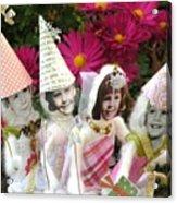 Fabulous Fairies Acrylic Print