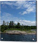 Fabulous Northern Summer - Georgian Bay Island Landscape Acrylic Print