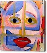 Face 1 Acrylic Print