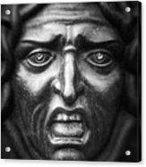 Face #9874 Acrylic Print