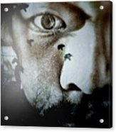 Face Of Impurity Acrylic Print