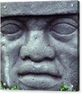 Face On Bali Acrylic Print