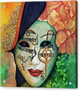 Face The Music Acrylic Print