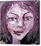 Faces 1 Acrylic Print