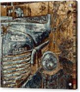 Fading Dodge Acrylic Print