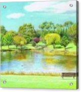 Fagan Park Acrylic Print
