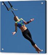 Fair Stunt Acrylic Print