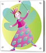 Fairy 5 Acrylic Print