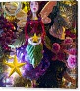 Fairy Dust Christmas Acrylic Print