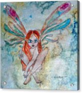 Fairy Dust Acrylic Print