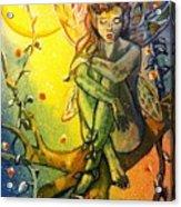 Fairy Elves Acrylic Print