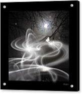 Fairy Fog Acrylic Print