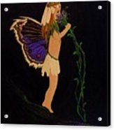 Fairy Girl Acrylic Print